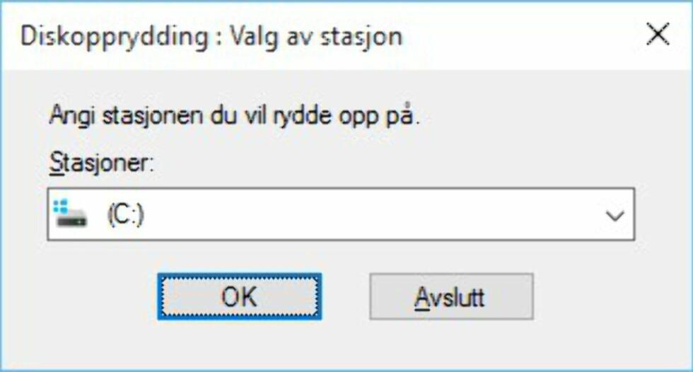Fullt etter Windows 10-oppgradering?