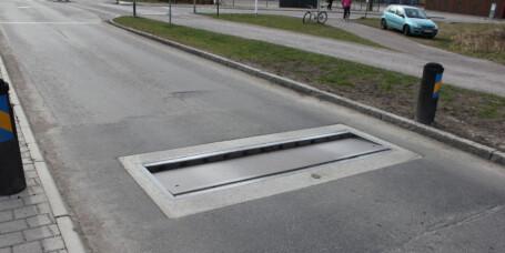 Selektive fartsdumper i Sverige
