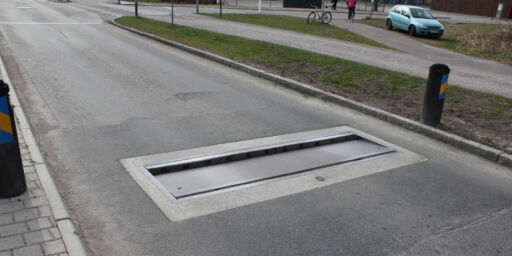 image: Selektive fartsdumper i Sverige