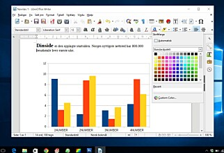 LibreOffice 5 er lansert
