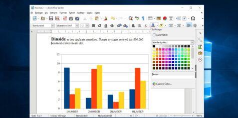 image: LibreOffice 5 er lansert