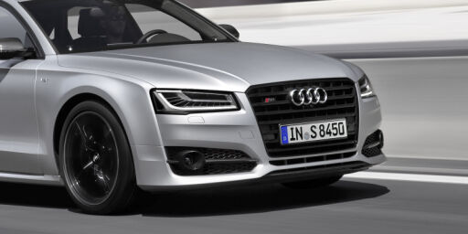 image: Audi S8 plus