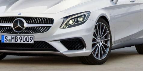 image: Mercedes-Benz S-klasse kommer som kabriolet