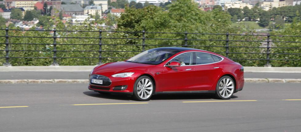 DENNE MÅ KJØPES: Om du skal få vervingen godkjent av Tesla.  Foto: KNUT ARNE MARCUSSEN