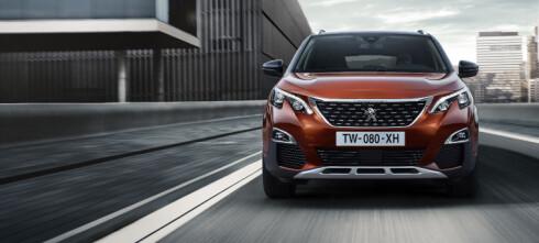 Peugeot lanserer 3008 som SUV