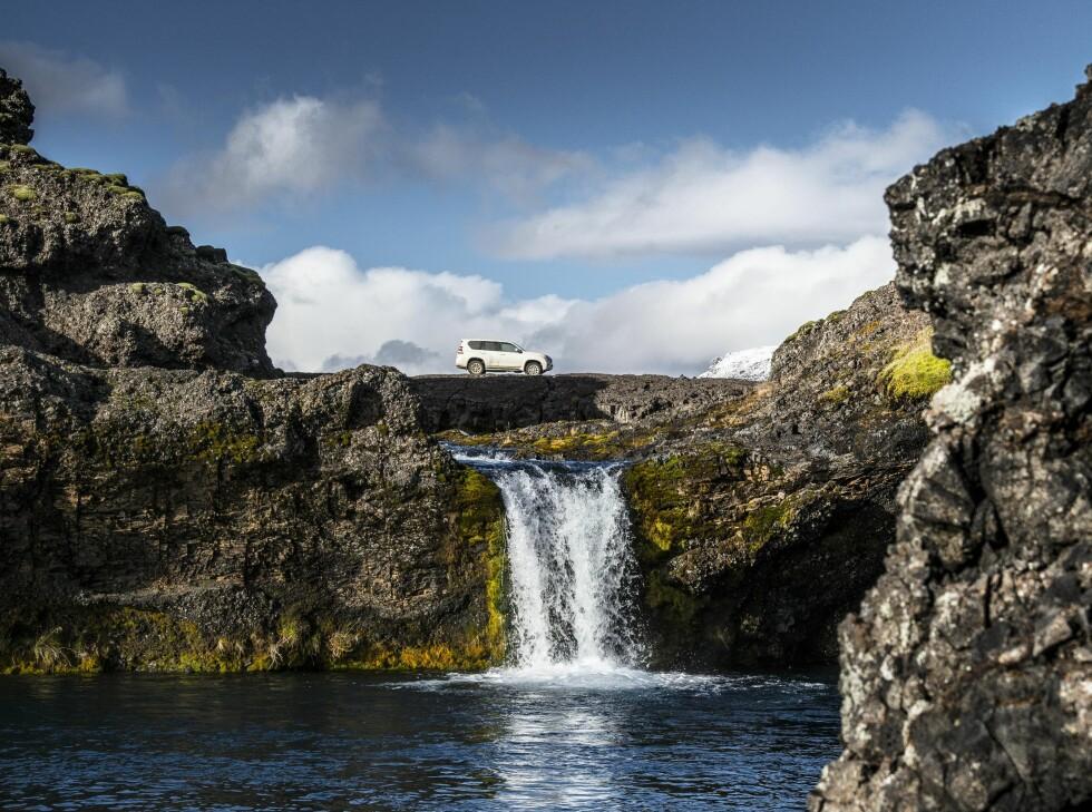 MEKTIG LANDSKAP: Landskapet på Island kan ta pusten fra deg. Vakkert! Foto: Jamieson Pothecary
