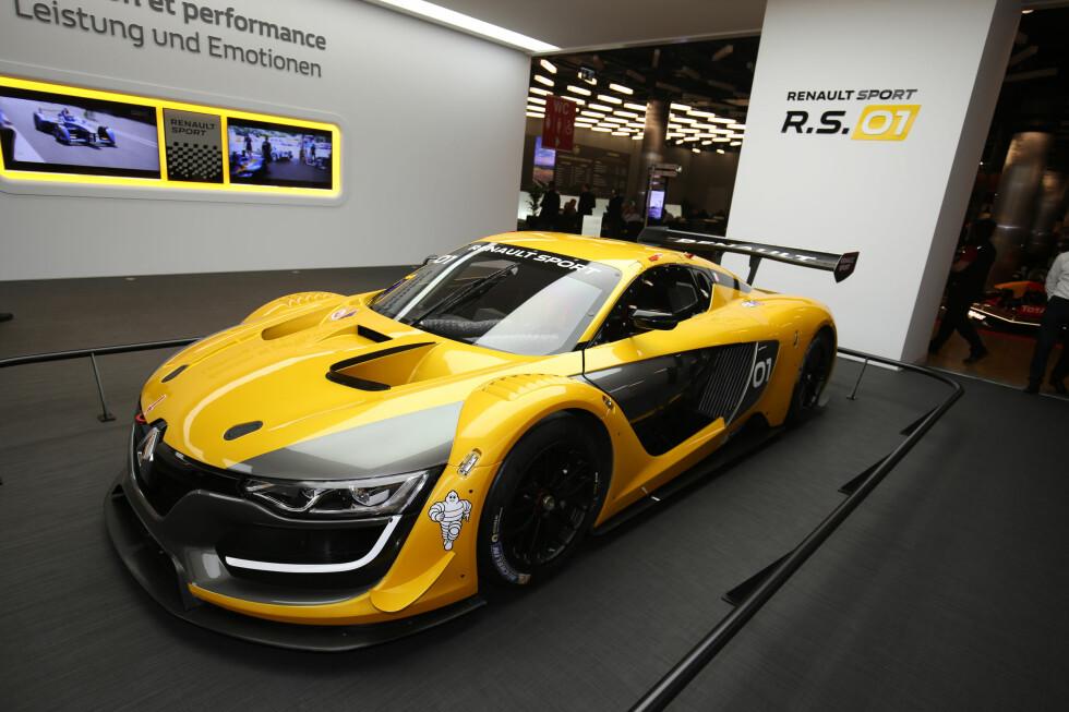 Bilmesse i Genève: De heftigste superbilene