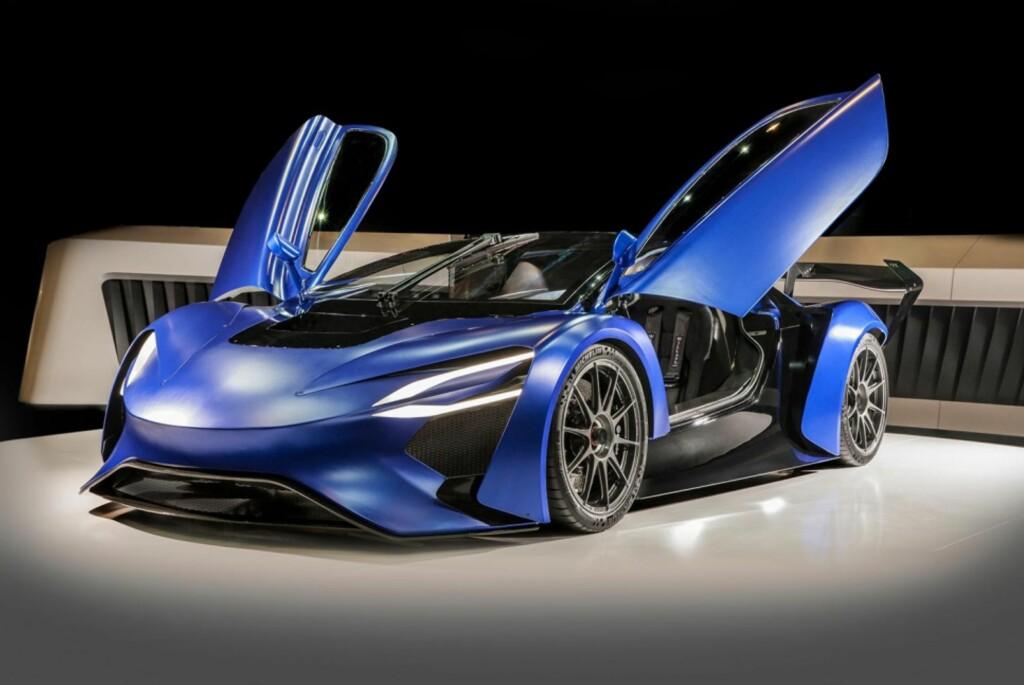 image: Bilmesse i Genève: De heftigste superbilene