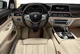 BMW 7-serie testet