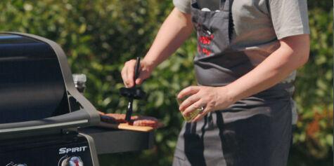 image: Slik griller du den perfekte hamburgeren