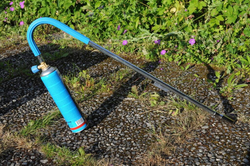 HENDIG: Rimac-brenneren er grei å jobbe med og tar lite plass. Foto: TORE NESET