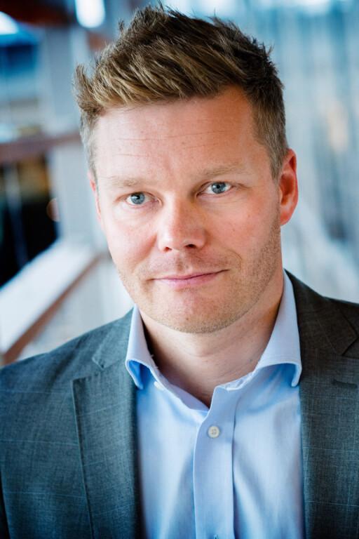 KONKURRANSe: Markedet bestemmer, sier informasjonssjef Tormod Sandtrø i Telenor. Foto: TELENOR