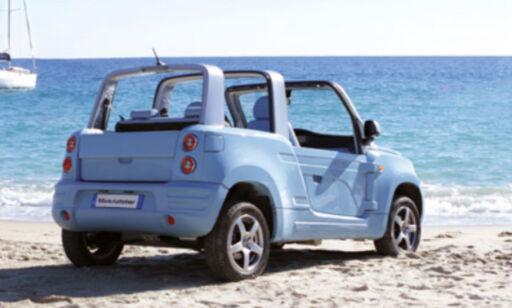 image: Citroën skal selge åpen elbil