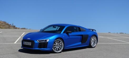 Testet: Audi R8