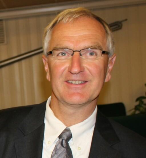 - HAR HATT 15 ÅR: Geir Helliesen i AGA sier til Dinside at de har praktisert 15 års revisjonsintervall etter avtale med DSB. Foto: AGA