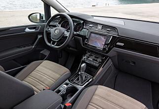 Test: VW Touran
