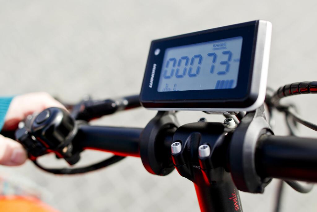 <b>HØY FART</b>: Bryter du fartsgrensen og forårsaker en ulykke med el-sykkel, kan en trimmet motor koste deg dyrt. Foto: VEGARD GRØTT / NTB SCANPIX
