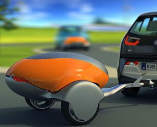 image: Batteri-tilhenger for elbilen