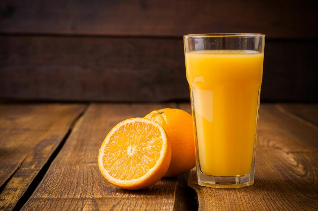 SUKSESS: Kjøpe juice med mobilen. Foto: FOTOLIA / NTB SCANPIX