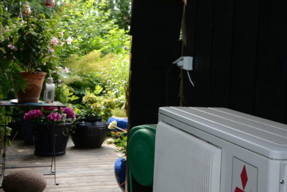 OGSÅ TIL KJØLING: Varmepumper kan mer enn å holde deg varm om vinteren. Foto: BRYNJULF BLIX