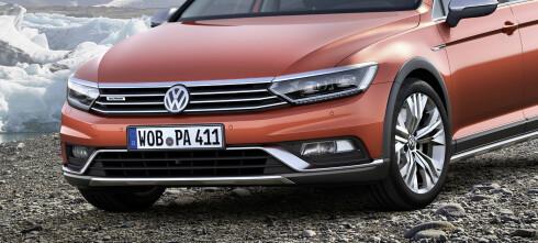 VW Passat Alltrack er klar for bestilling
