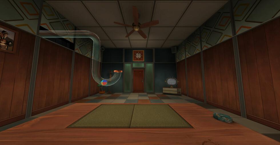 3D: Du får ikke det samme inntrykket på bilder, men Esper er et gåteløsningsspill som passer utmerket for VR-briller.