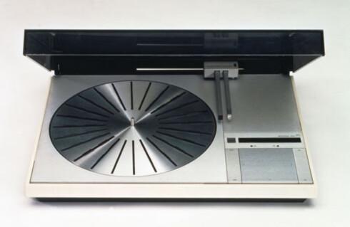 NYVINNING: Bang & Olufsens Beogram-spillere med tangensialarm er et atraktivt designikon. Foto: BANG & OLUFSEN