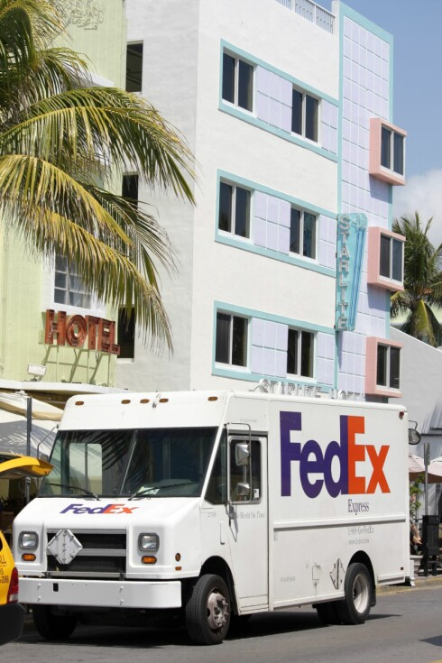 SKYHØYE ANSLAG: FedEx anslo 15-gangeren av hva fraktprisen virkelig var. Vi har sett at blant annet DHL gjør det samme. Foto: AGE (RM) / NTB SCANPIX