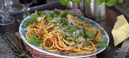 Syv ting du bør ha i skapet for å lage italiensk mat