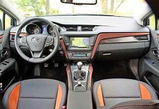 Vi har kjørt fornyet Toyota Avensis