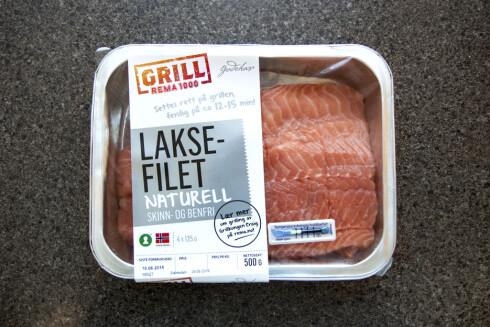 FUGL OG FISK: Flere produkter med Keep-It-emballasje og holdbarhetsindikator rulles ut i Rema 1000-butikker fremover. Foto: REMA 1000