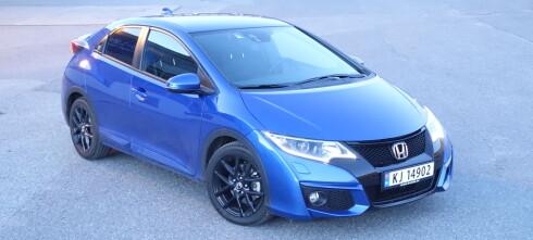 Test: Honda Civic 1,6