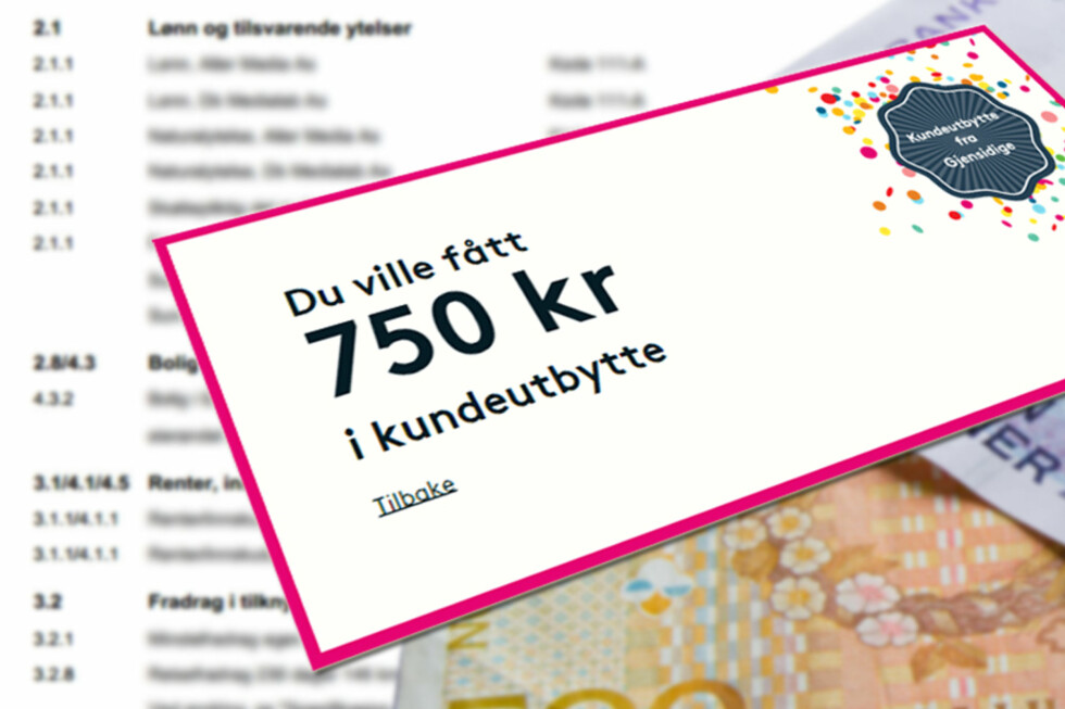 800.000 HAR UTBYTTE PÅ VEI: Gjensidige utbetaler 1,84 milliarder kroner i utbytte til sine kunder i disse dager. Foto: BERIT B. NJARGA