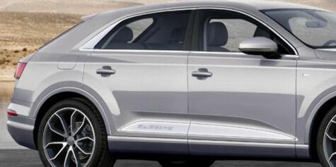image: Automedia: - Slik blir nye Audi Q8
