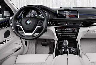 Den ladbare BMW X5 xDrive40e er en avgiftsvinner!