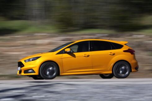 JUMBOPLASS: Av bilmerkene som er representert på årets kundebarometer, kommer Ford på sisteplass i år. Foto: RUNE M. NESHEIM