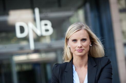 EGEN FORSIKRING: Forbrukerøkonom Silje Sandmæl i DNB råder unge til å starte så tidlig som mulig med egen forsikring. Foto: DNB