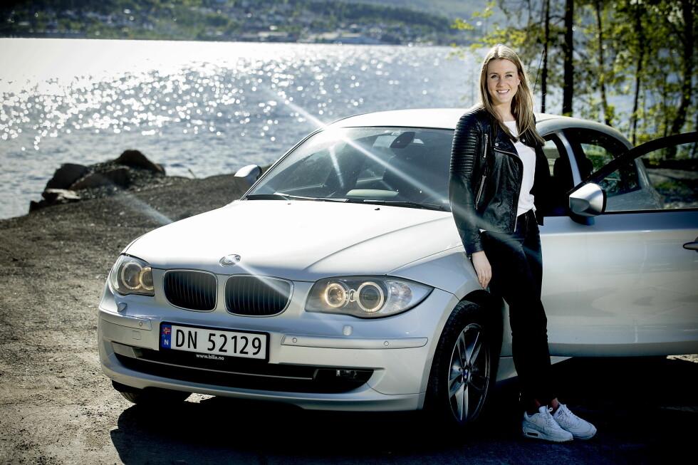 FORENINGSRABATT:   Hannah Thune drar goder av å være medlem i sykepleierforeningen. Det gir rabatt.    Foto: Bjørn Langsem / Dagbladet