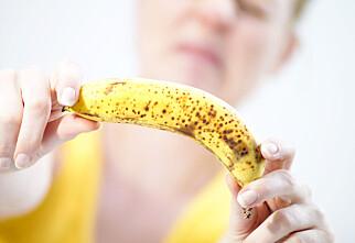 Overmodne bananer? Lag iskrem!
