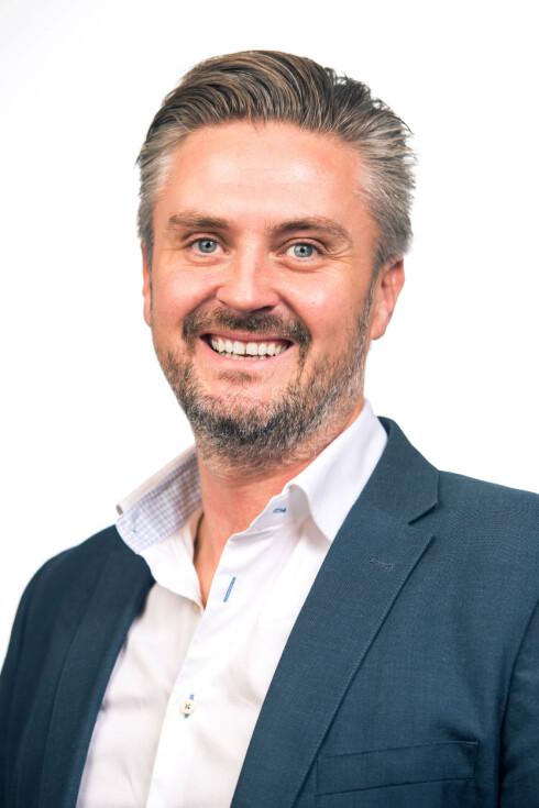 VIL IKKE STYRE: mCash-direktør Daniel Döderlein vil ikke fortelle kundene sine hva de kan og ikke kan gjøre. Og han vil premiere verving. Foto: MCASH