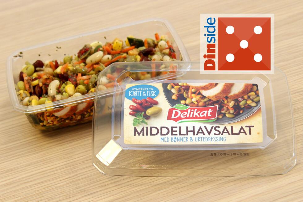 UTFORDRER: Denne kommer til å bli en real konkurrent til potetsalaten. Foto: OLE PETTER BAUGERØD STOKKE