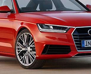 image: Dette er neste Audi A4