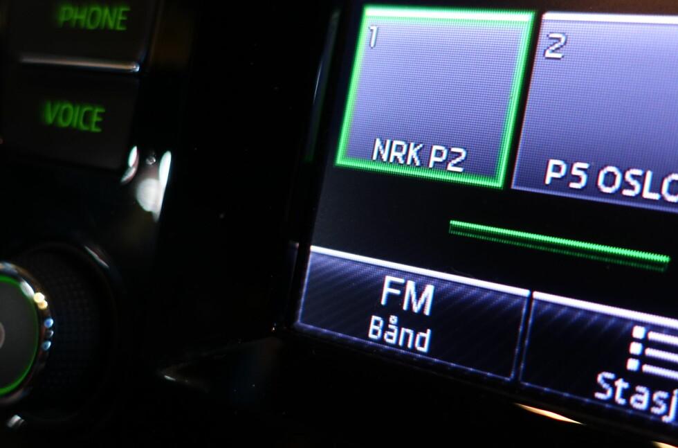 BLIR STILLE: Om to år fases gradvis FM ut. Da er det ny spiller eller adapter som gjelder. En kostnad bilselger bør ta om de ikke har informert godt om det. Foto: EUNE M. NESHEIM