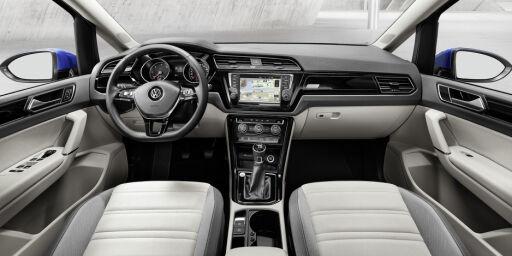 image: Volkswagen Touran priset