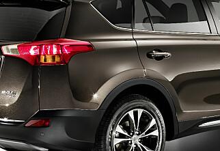 Toyota kutter ut dieselmotoren i RAV4
