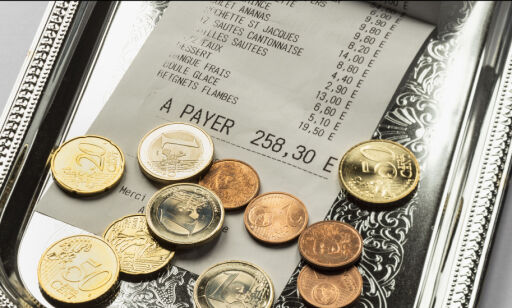 image: Hvor mye skal man gi i tips?
