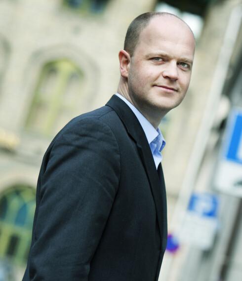 Rolf Lothe er fagsjef i Skattebetalerforeningen. Foto: BO MATHISEN