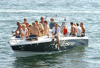 Slik måles båtlengden