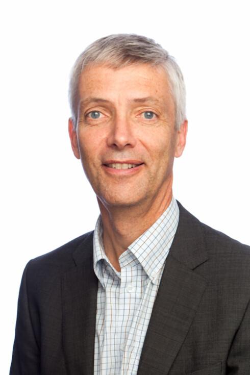 Økonomiprofessor Steinar Holden. Foto: UIO