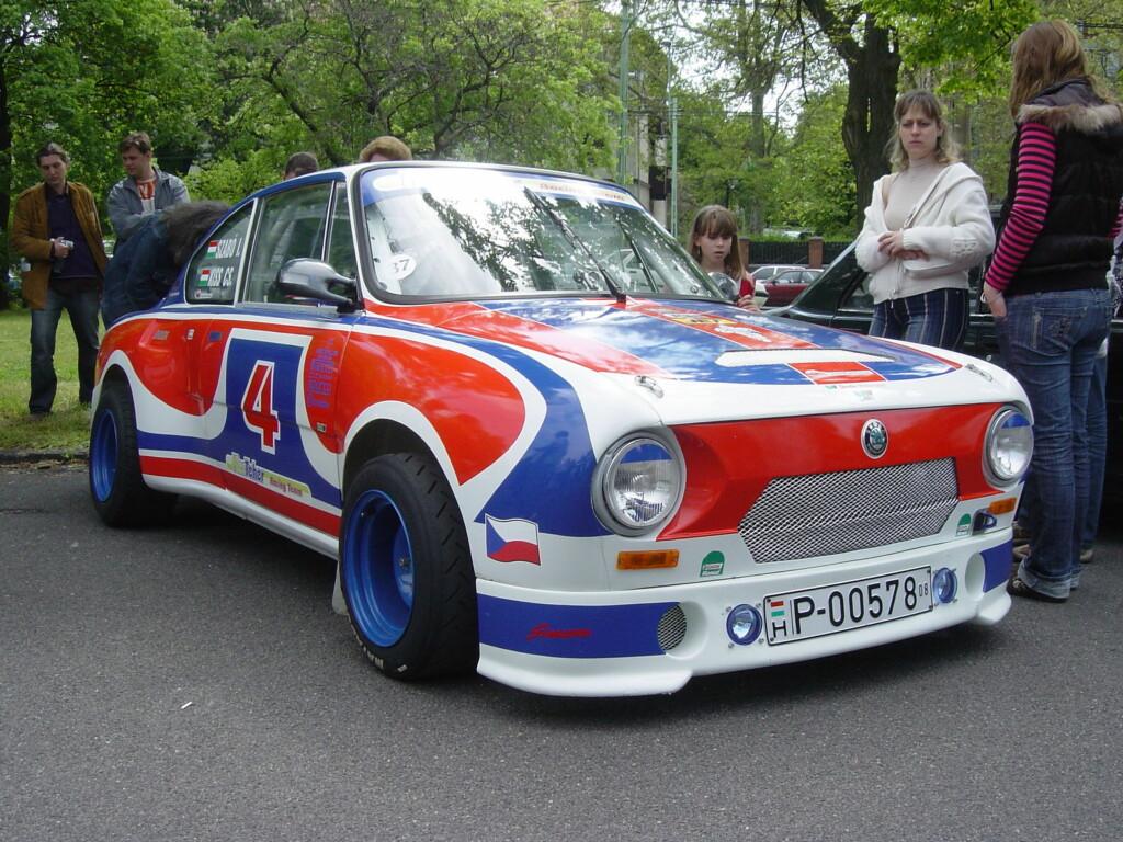 Skoda 130 RS: Bilen fyller 40 år, og entusiastene jubler.  Foto: Wikimedia